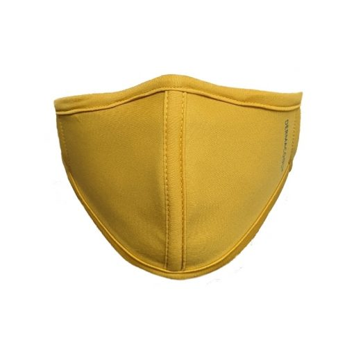 Dermacool Shield Mask - Sunflower Yellow [Aurigamart Authorized Distributor]