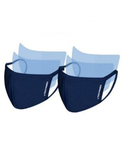Dermacool Reusable 3-Ply Sports Masks