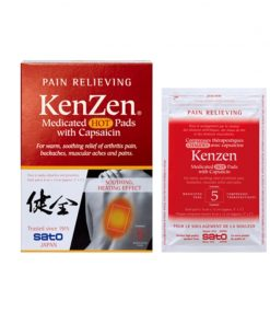 Kenzen Hot Pads 5P