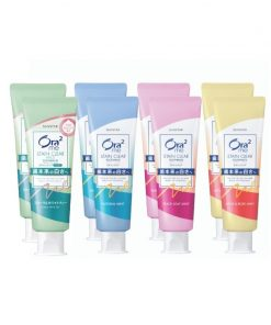 [Bundle of 2] Sunstar ORA2 Me Stain Clear Toothpaste