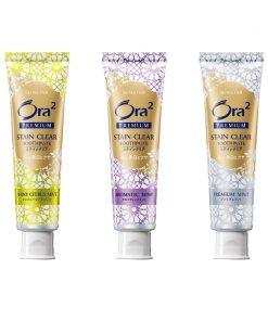 Sunstar ORA2 Premium Stain Clear Toothpaste