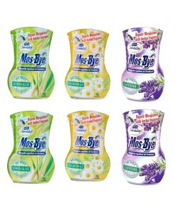 [Carton Deal] [Mix] Sawaday Mos-Bye Mosquito Repellent Chamomile / Lemongrass / Lavender