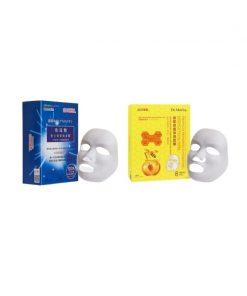 [Deep Hydration Value Set] Dr Morita HA Essence Face Mask 10s + Propolis Repair & Hydrating Essence Facial Mask 8's
