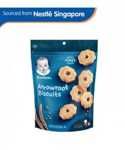 GERBER_Arrowrootcookies155g