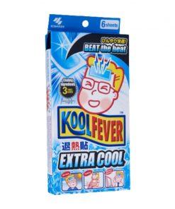 Koolfever Adult Extra Cool 6pcs
