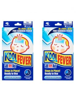 Koolfever Children 6p For children 2 to 12 Years Old [1+1 box total 12pcs]