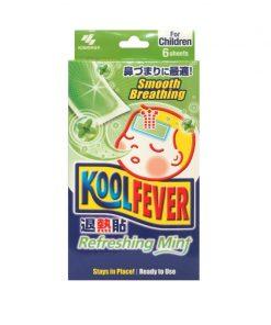 Koolfever Refreshing Mint For Children 6pcs