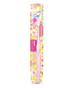 Ora2 ME Toothbrush Sakura Miracle Catch (Regular/Soft) 1 pcs