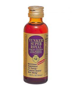 Yunker Super Royal Liquid Vitamin And Herbal Supplement 50ml