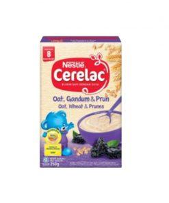 Nestlé® CERELAC® Oats, Wheat & Prunes 250g