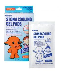 Sato Stona Cooling Gel Pads 6S