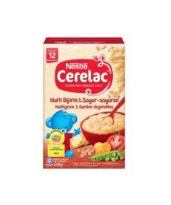 Nestlé® CERELAC® Multi Grain & Garden Vegetables 250g