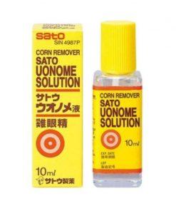 Sato Uonome Corn Remover Solution 10ml