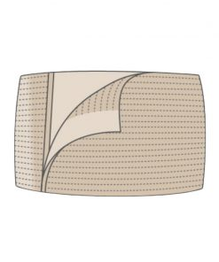 Omnigon KoolKnit Support Belts (Neutral) Support Garment for Parastomal Hernia Prevention, Support and Management