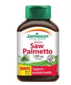 Jamieson Prostease Saw Palmetto 1000mg From Canada