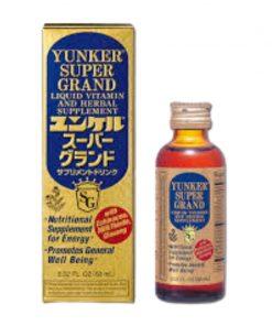 Yunker Super Grand Liquid Vitamin And Herbal Supplement 60ml