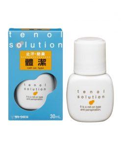 Sato TENOL Deodorant Roll On ANTI PERSPIRATION 30ml
