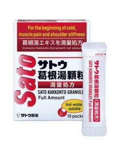 Sato Kakkonto Granules Full Amount 10S