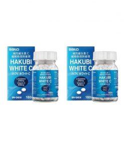 Sato HaKubi White C Whitening 180 Tablets