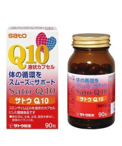 SATO Q10 CAPSULE 90's