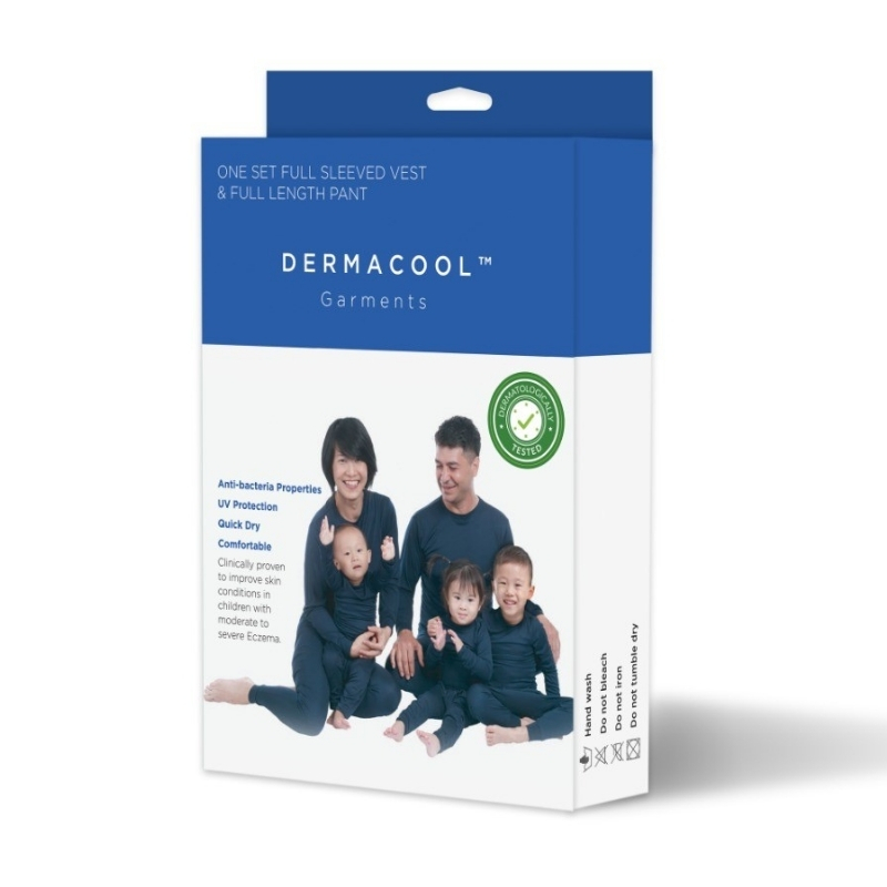 Dermacool Garments Infants For Eczema Wet Wrap Therapy [Aurigamart Authorized Distributor]