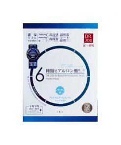 Dr Jou six essence hyaluronic acid hydra face mask