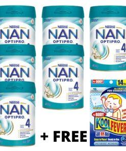 [Bundle of 6] Nestlé® NAN® OPTIPRO 4 Growing Up Milk