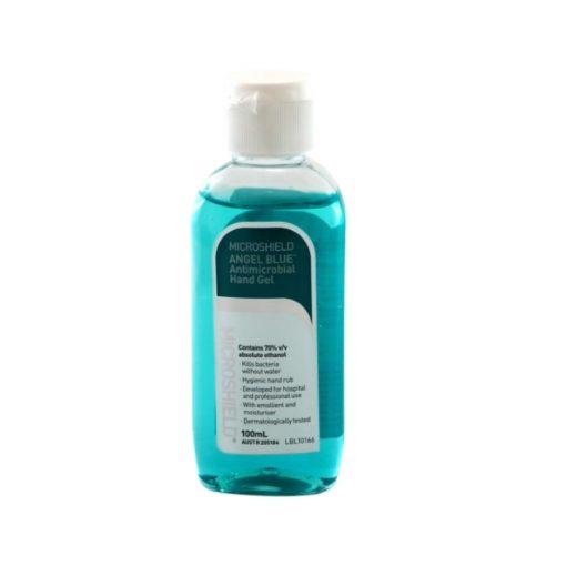 Schulke Microshield Angel Blue Antimicrobial Hand Gel 100ml
