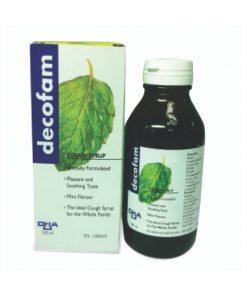 Decofam Cough Syrup 100ml