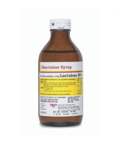 DHACTULOSE SYRUP (Lactulose) 200ml