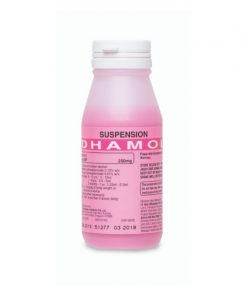 Dhamol suspension 60ml