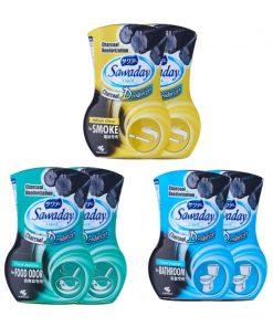 [Bundle of 2] Sawaday Charcoal Deodorizer 350ml
