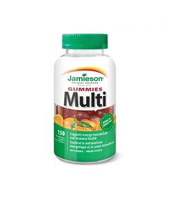 Jamieson Multivitamin Gummies for Adults (Juicy Orange) 150s