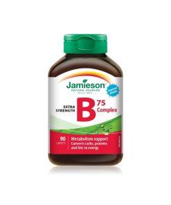 Jamieson B Complex 75 Extra Strength Caplets 90s