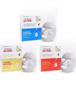 Dr Morita Silk Fiber Facial Mask 3pcs