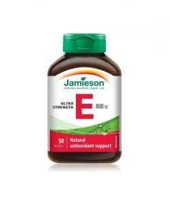 Jamieson Vitamin E 800IU/536mg AT Softgels 50s